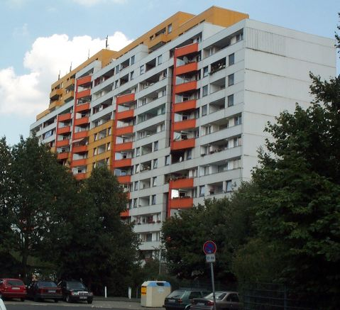 ghettos in deutschland